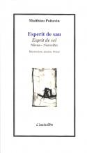 Esperit de sau, Esprit de sel, Matthieu Poitavin, provençal, Aigues-Mortes